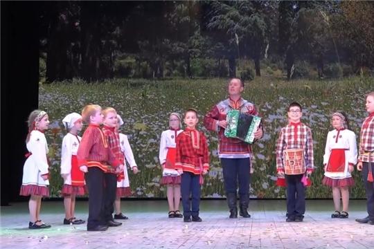 Детский фольклорный ансамбль «Сывлăм» стал лауреатом российского видеоконкурса «Фольклорная карусель»