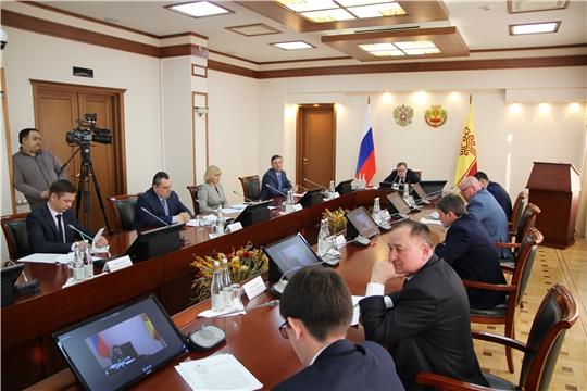 Состоялось заседание Правительственной комиссии по проведению инвентаризации полномочий органов местного самоуправления