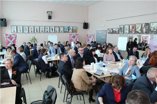 Семинар-совещание с главами муниципалитетов в Цивильске