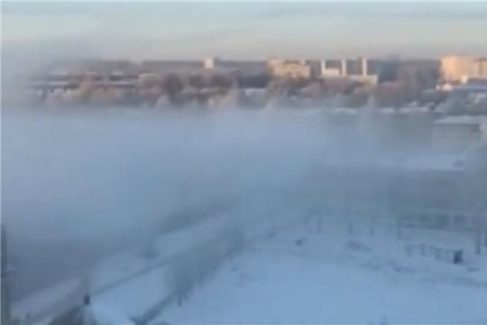 Стали известны результаты проб воздуха в Новочебоксарске