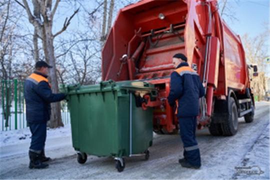 Подведены итоги работы региональных операторов по вывозу ТКО в новогодние праздники