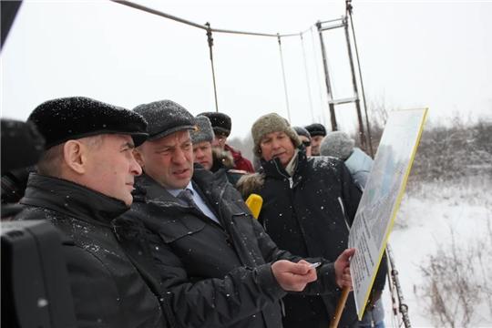Строительство дамбы в Алатыре может начаться в 2022 году