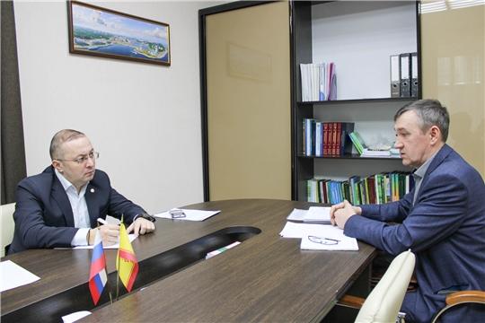 Александр Воробьев провел рабочие совещания с директорами лесничеств