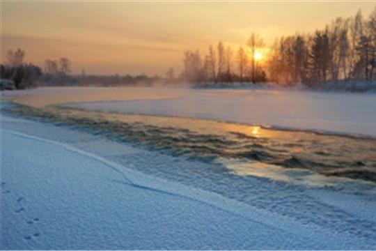 Режим повышенной готовности действует на всех водных объектах России
