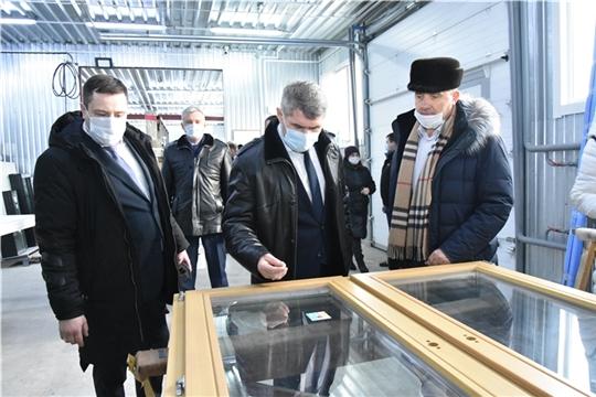 Министр промышленности и энергетики Евгений Герасимов обозначил сроки создания дверного кластера