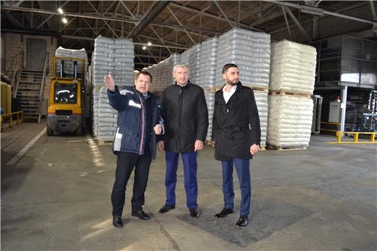 Евгений Герасимов обсудил перспективы продвижения товаров местных производителей