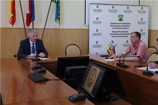 Евгений Герасимов: промышленность в районах Чувашии способна нарастить объемы