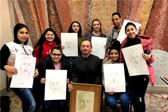 Студенты аграрного университета учатся создавать произведения искусства, не имея художественного образования.