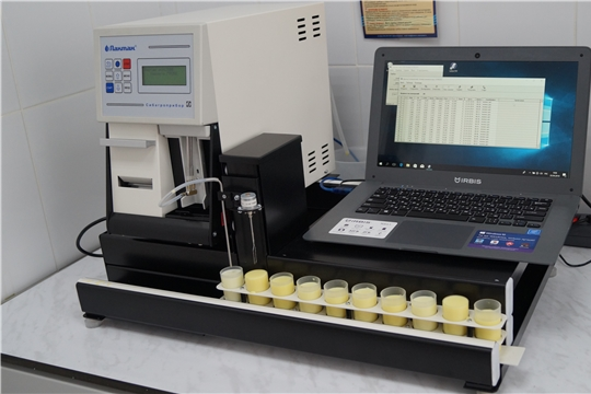 За год испытательной лабораторией «Агро-Инноваций» выполнено 175 тысяч исследований