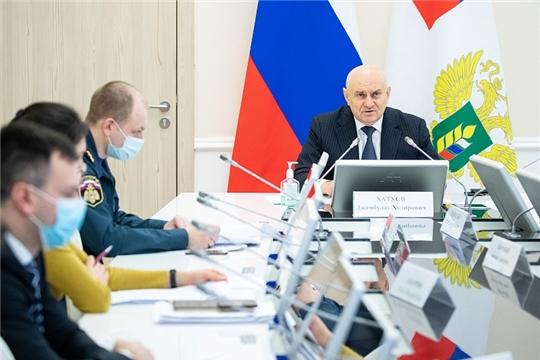 В Минсельхозе России обозначили меры пожарной безопасности в сфере АПК