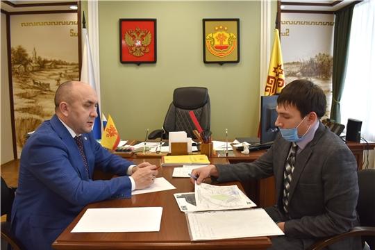 Сергей Артамонов встретился с президентом благотворительного фонда «Время помогать» Александром Ефимовым