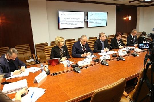 Итоги реализации госпрограммы «Комплексное развитие сельских территорий» обсудили сенаторы