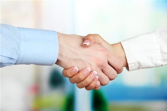 Волонтерский альянс «АгроВыбор» и Молодежное Правительство Чувашии заключили соглашение о сотрудничестве