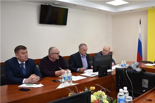 Перспективы развития АПК Вурнарского и Ибресинского районов обсудили в Минсельхозе Чувашии