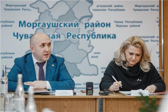В Чувашии обсудили открытие первой в России агрошколы