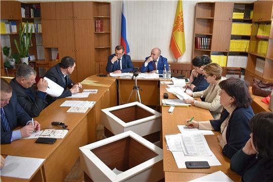 Аграриями Моргаушского района в нынешнем году запланировано к реализации 12 значимых инвестпроектов