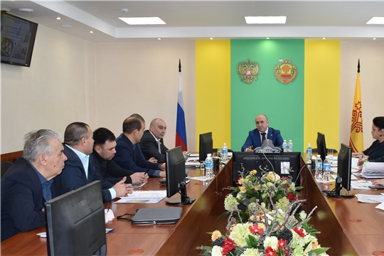 С аграриями Канашского и Козловского районов обсудили перспективы развития отрасли