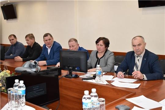 Совещание по вопросу реализации инвестпроектов Красноармейского района