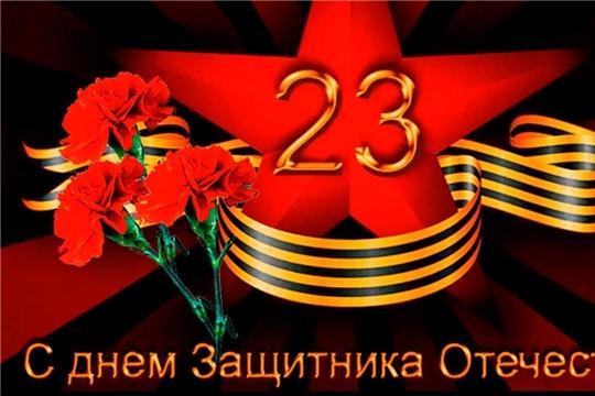 Поздравление вице-премьера – министра сельского хозяйства Сергея Артамонова с Днем защитника Отечества