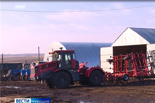 Сельское хозяйство профинансируют на 2,5 млрд. рублей