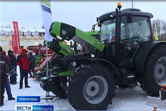 Поставщики минеральных удобрений и техники представили продукцию на выставке _Картофель-2021