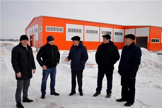 Фермеры Батыревского района осваивают гранты