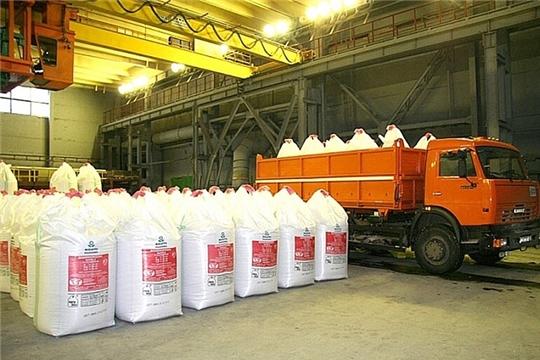 Темпы приобретения аграриями республики минеральных удобрений превышают прошлогодние на 20%.