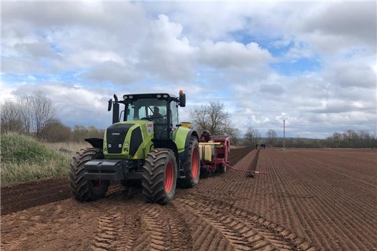 Россельхозбанк в 1,4 раза увеличил выдачу кредитов аграриям Чувашии на проведение полевых работ