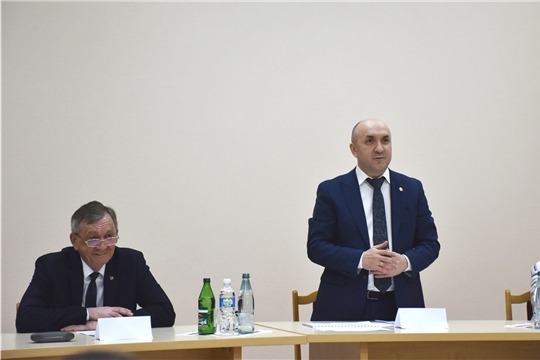 С аграриями Аликовского и Вурнарского районов обсуждены вопросы организованного проведения весенних полевых работ.