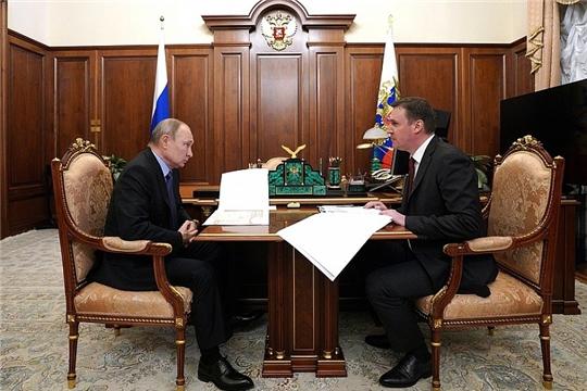 Дмитрий Патрушев доложил Президенту об итогах работы Минсельхоза РФ в 2020 году и планах развития отрасли.