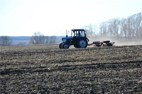 Чувашское телевидение в фермерском хозяйстве Ямукова Г.Н.