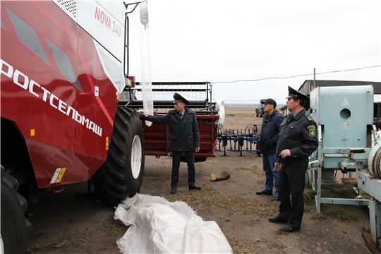 Безопасность проведения весенне-полевых работ на контроле Гостехнадзора