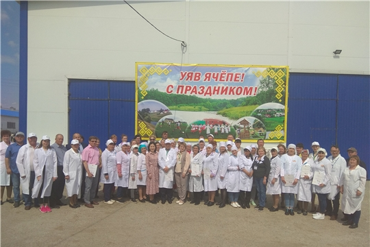 В республике выбрали лучших зоотехников - селекционеров и операторов машинного доения коров