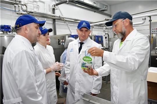 Единственный в Чувашии производитель мороженого может получить поддержку при переходе на маркировку