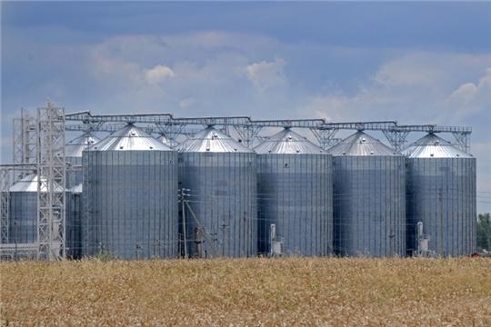 Минсельхоз РФ планирует возобновить с 2022 года закупки зерна в интервенционный фонд