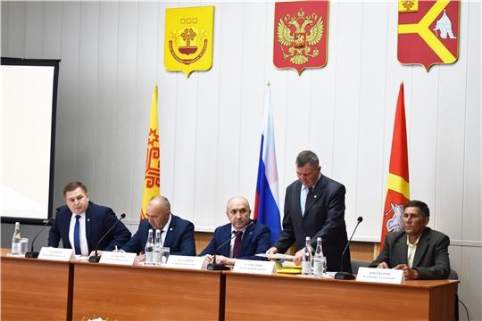 Состоялось выездное заседание Союза ветеранов агропромышленного комплекса республики