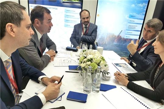 Правительство Чувашии договорилось с «ЭР-Телеком Холдинг» о сотрудничестве и развитии цифровой инфраструктуры в регионе