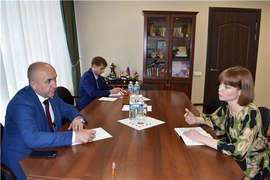 Сергей Артамонов провел прием граждан по личным вопросам.