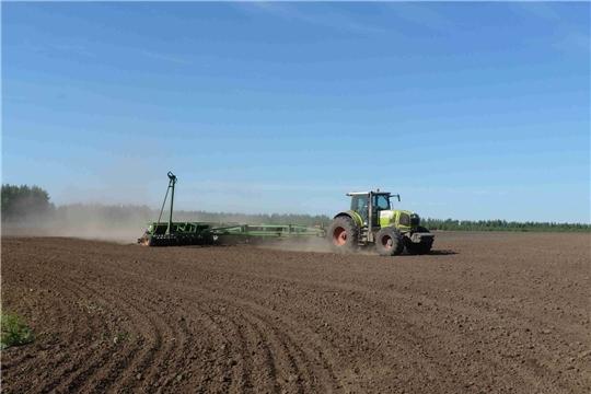 В Янтиковском районе подведены итоги весенне-полевых работ