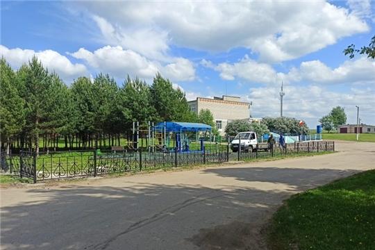 В Яльчикском районе реализуются проекты инициативного бюджетирования