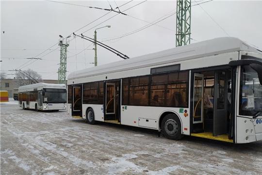 Троллейбусы из Уфы задерживаются из-за ковида