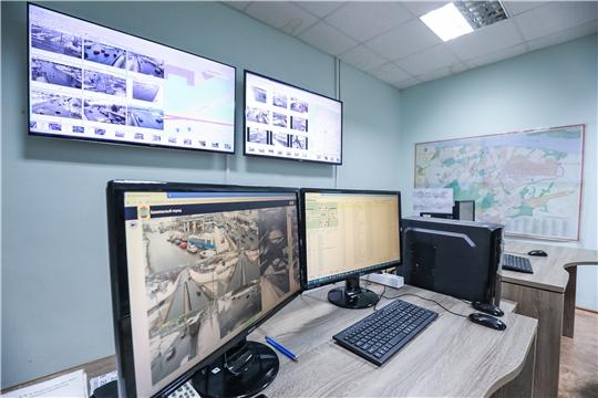 В Чебоксарах дорожную безопасность будет контролировать интеллектуальная транспортная система