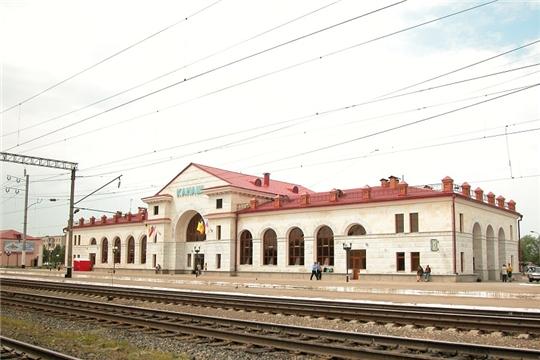 Порядок курсирования пригородных поездов сообщением Алатырь – Канаш – Алатырь изменится с 13 апреля по 21 мая