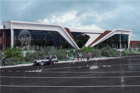 После реконструкции площадь Чебоксарского аэропорта увеличится в 2,5 раза
