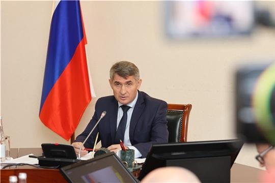 Глава Чувашии Олег Николаев потребовал более эффективного освоения бюджетных средств