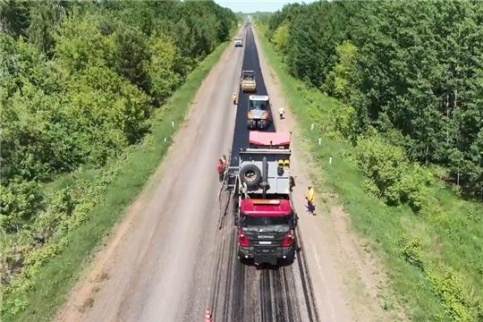 Владимир Осипов поставил задачу нарастить темпы дорожных работ по нацпроекту «Безопасные качественные дороги»