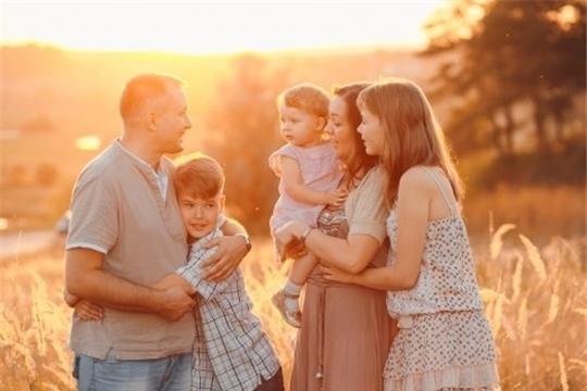 В Чувашии средствами республиканского материнского (семейного) капитала распорядились около 10 тыс. семей