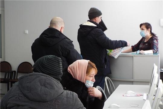 В Чебоксарах на базе центра занятости открылся профильный кабинет работодателя для приема граждан рабочих специальностей