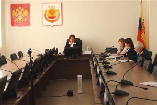 На заседании Совета при Главе Чувашской Республики по делам инвалидов подведены итоги  2020 года