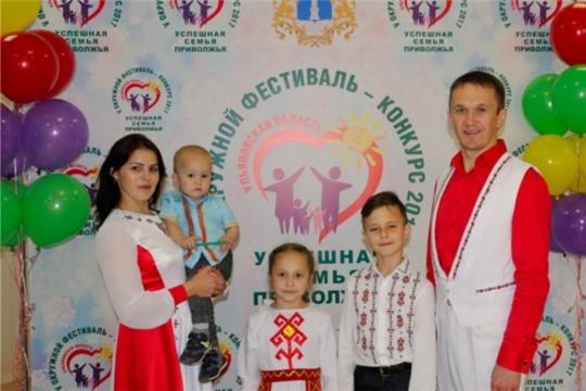 Чебоксары примут финальный этап конкурса «Успешная семья Приволжья»